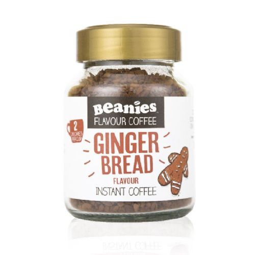 Beanies Gingerbread Flavour Instant Coffee 50g